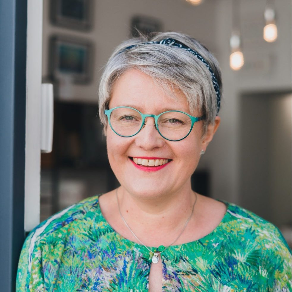 Image Of Vicki, Owner Of Inspire Makers