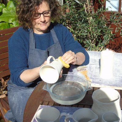 Glorious Mud Ceramics Maker Portrait