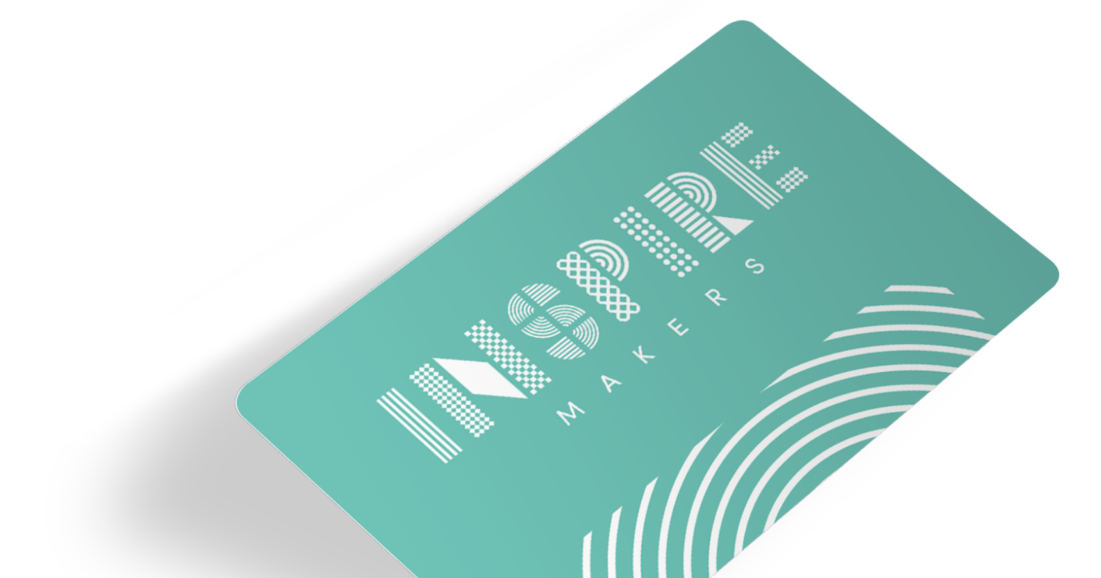 Inspire Makers gift Card