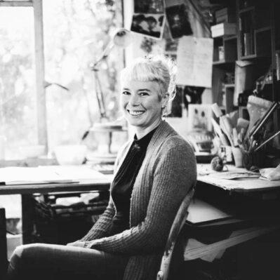 Amy Cooper Ceramics Maker Portrait