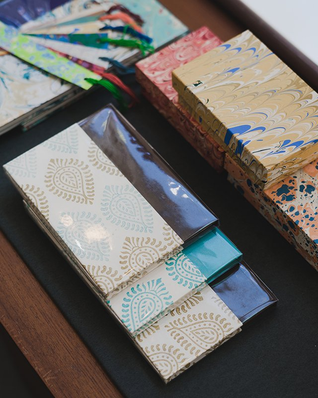 Handcrafted Paper Items By Books N Boxes