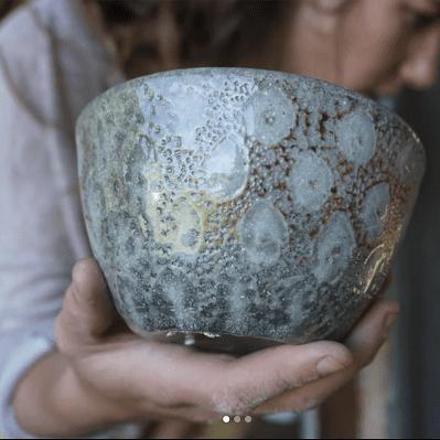 Bridie Maddocks Woodfired Ceramic Pot