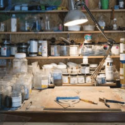 Workshop of Dreya Glass