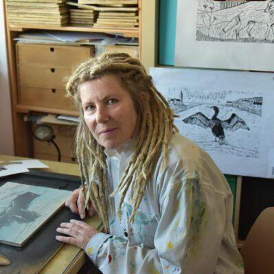 Louisa Ellis Maker Portrait