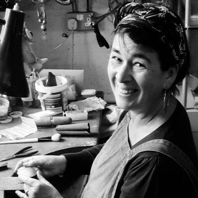 Rebecca Walklett Maker Portrait