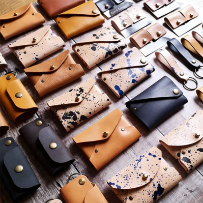 Leather Wallets Handcrafted By Wild Origin