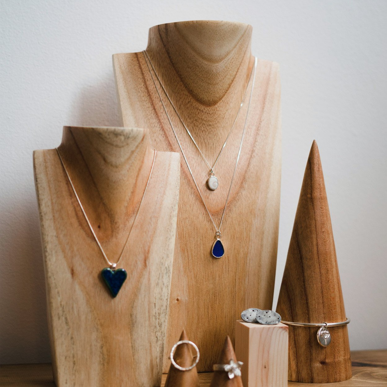 Jewellery at Inspire Makers