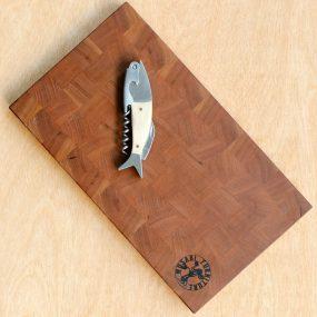 Medium Cherry Wood Chopping Board