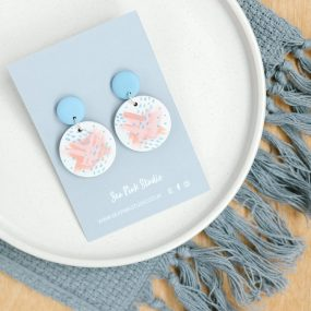 Mevagissy Abstract Earrings