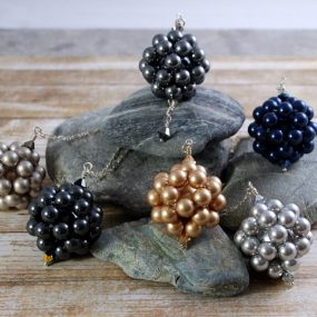 Swarovski Pearl Necklace