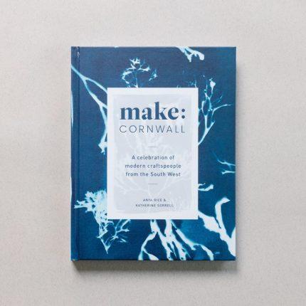 Cover of Make Cornwall book