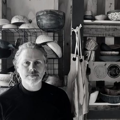The Hide Studio Maker Portrait