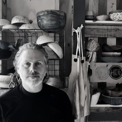 The Hide Studio Maker Portrait