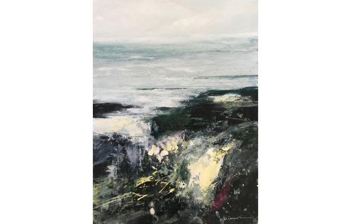Maggie Cochran - At The Ocean's Edge