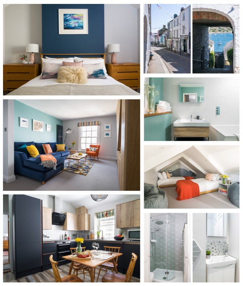 Makers Loft montage of rooms