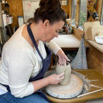Suzanne Langstaff Maker Portrait