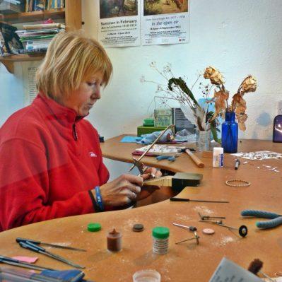 C Jane Jewellery Maker Portrait