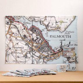 Falmouth Tea Towel