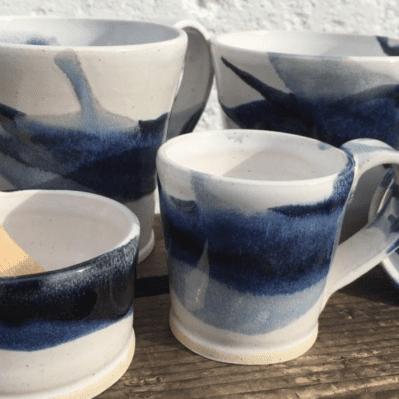 Atlantic Range By Shore Fired Pottery
