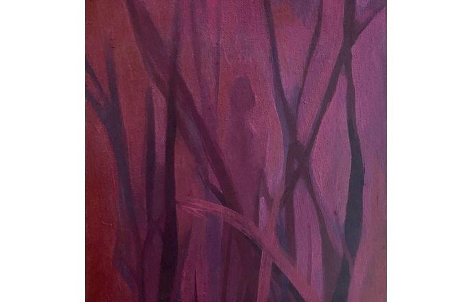 Crystal Ball - Original Oil Painting By Jasmine Mills