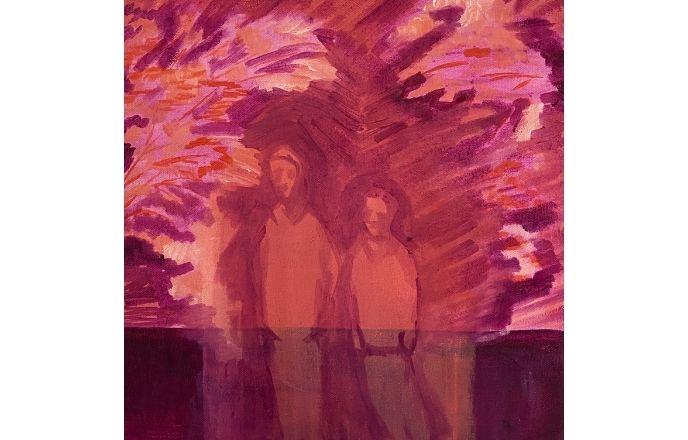 My Guide - Original Oil Painting By Jasmine Mills