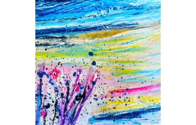 Original Painting By Robyn Weldon